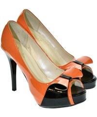 f2035b81b6e9b Oranžové, Zlacnené Dámske topánky z obchodu John-C.sk - Glami.sk