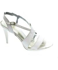 193bcbd942e5 JOHN-C Dámske biele sandále LINS 35