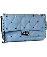9e91f6a27a JOHN-C Dámska modrá kabelka DERT