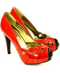 270fdad4d1 Dámske topánky s otvorenou špičkou z obchodu John-C.sk