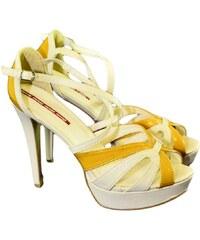 MERMAID Dámske béžové sandále INISIA 36 81ec713e074