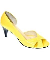 2298ec4510 Dámske topánky na podpätku z obchodu John-C.sk