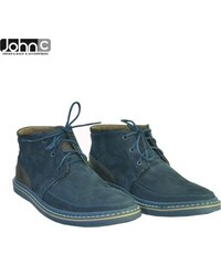 3f492bde67 Modré Pánske členkové topánky z obchodu John-C.sk - Glami.sk