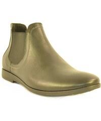 Čierne Pánske členkové topánky z obchodu John-C.sk - Glami.sk 3adfb425532
