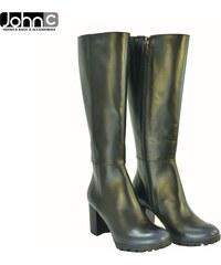 7fe5480f17eb Zimné Dámske čižmy a členkové topánky z obchodu John-C.sk