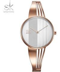 b5b37e48c7 SK Shengke hodinky Nadčasová elegance K0062 L02 ROSEGOLD