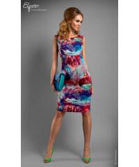 9ff7e722e2a8 Elpasa Vzorované letné tehotenské šaty IMOGEN L