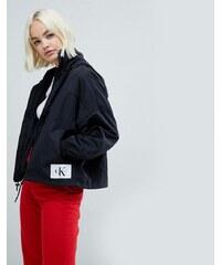 Calvin Klein Olympia windbreaker jacket - Black 2498ce9dc6f