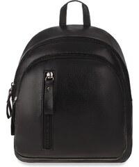 883c127d17b World-Style.cz Malý dámský batoh městský batůžek na jedno dvě ramena – černý