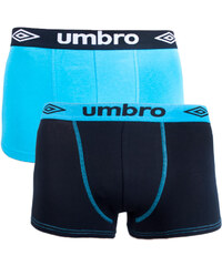 837e59b9449 2PACK pánské boxerky Umbro vícebarevné (UM1700B)