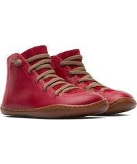 Červené dívčí boty - Glami.cz eeef20caff