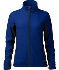 The SHE Kráľovsky modrá dámska fleecová bunda e1b0d36a56d