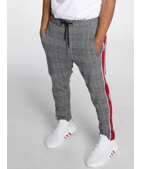 Bangastic Sweat Pant Check in grey 9fcd7d9dfcb