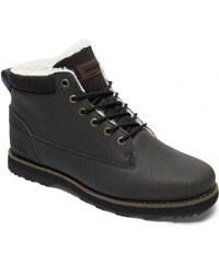 Quiksilver Pánská zimní obuv 1062276 černá b3571450b8