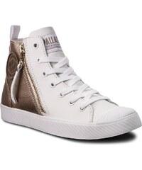 Sneakersy PALLADIUM - Plphoenix Zml U 75952-145-M White Light Gold  00e98221e69