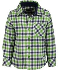 fbcc2fd2a80c Blue Seven Chlapčenská kockovaná košeľa - zeleno-modrá