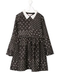 0af86bb839d7 Bonpoint floral print shirt dress - Black
