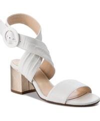 Högl bílé dámské boty na podpatku - Glami.cz 4fcff45168