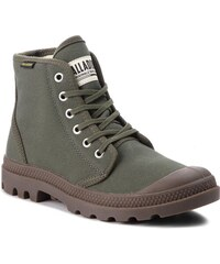 Bakancs PALLADIUM - Pampa Hi Originale 75349-326-M Olive Night Black. 19  470 Ft ... 64929e2875