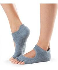 Toesox Halftoe Bellarina Grip protiskluzové ponožky Baltic f8bc345d60