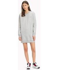 Tommy Hilfiger dámské šedé šaty Classics 9935807267