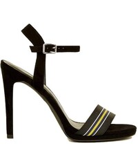NEW LOOK Semišové sandály se zdobnou proužkou b7dd7b19bb