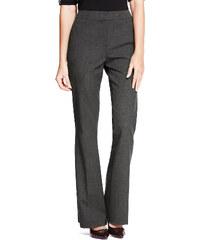 2bf6acd6457 Dámské šedé společenské kalhoty Marks Spencer