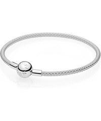 Pandora Pevný stříbrný náramek 590713 - Glami.cz c200fc3aec9