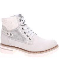 17918314b7a3 Sivé Dámske čižmy a členkové topánky z obchodu RejnokObuv.sk