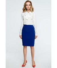 24a4b9bb6e01 Kráľovská modrá sukňa Style 131
