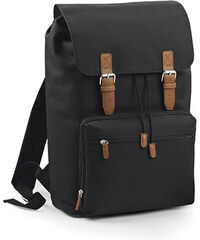 3875d9c720d Bagbase Batoh na notebook Vintage - černý
