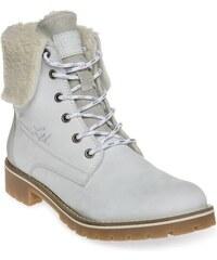Dámské kotníčkové boty Soccx SCU-1855-8010 smetanové 8d42f3e04e4