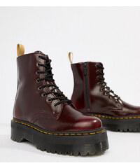 Dr Martens Exclusive Cherry Jadon Boots - Cherry red 1200489308