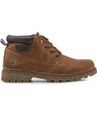 be6c7a5a78a Kotníkové boty Carrera Jeans CHUKKA CAM821057 LION