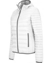 f4a1f33406f Lehká dámská prošívaná bunda s kapucí Kariban K6111