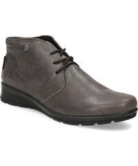 7ec7acf239f Comfit Dámská kožená kotníčková obuv