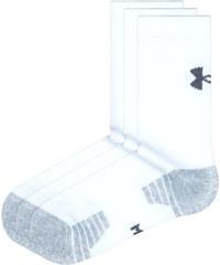 5c3e60ee1d4 Under Armour HeatGear Ponožky 3 páry Bílá