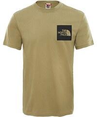 296505c11627 Pánske zelené tričko s krátkym rukávom The North Face