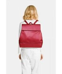 785db6cb8db Anna Grace vínový elegantní batoh s čistým designem