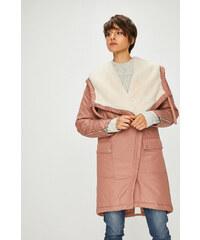 32d2e36a7 Ružové, zateplené Dámske bundy a kabáty | 100 kúskov na jednom ...