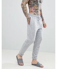 Lacoste Joggers with Cuffed Ankle in Regular Fit - Grey 451ee703e5