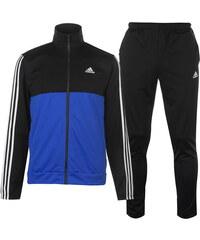 166bc7810e Adidas 3 Stripe Basic Poly férfi melegítő szett