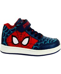 Disney by Arnetta Chlapčenské tenisky Spiderman - modré 70281021f1