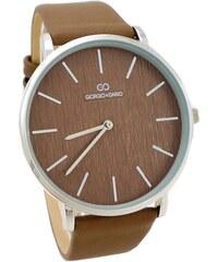 b68032e4aa5 Dámské hodinky Giorgio Dario Perfekt světle hnědé 814D