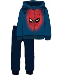 Disney by Arnetta Chlapecká tepláková souprava Spiderman - šedo ... 841490f7305