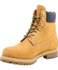 529e751fd96 TIMBERLAND Šněrovací boty  AF 6 IN ANNVRSRY  námořnická modř   tmavě žlutá