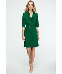 4b0075374f86 Zelené šaty Style 120