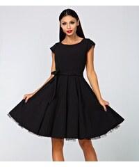 fb53fe2d9fd GOTTA Dámské šaty Radost černé