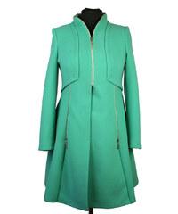 Elegantný dámský kabát Sergio Cotti model 2-440 9 mäta   mint 8b740e7a7e4