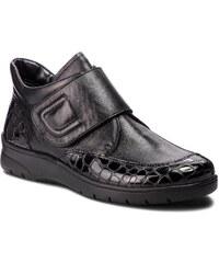 Magasított cipő ARA - 12-41054-65 Schwarz c932324bc7